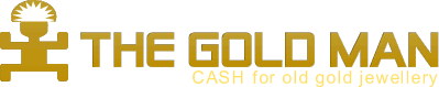 The Gold Man - Cash for old gold jewellery